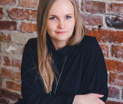 Tekstiilisuunnittelija Susanna Uusitalo