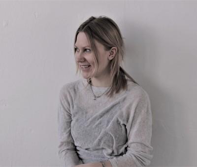 Tekstiilisuunnittelija Tanita Korvenoja